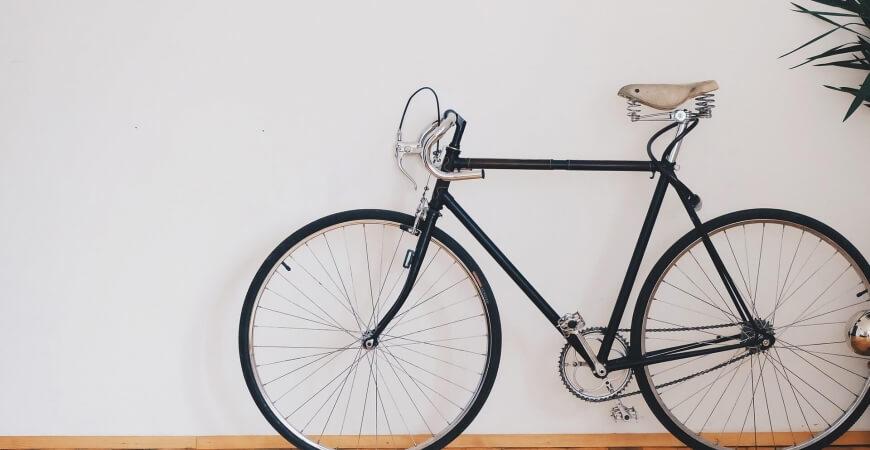 ロードバイクを室内保管する理由と3つの保管方法